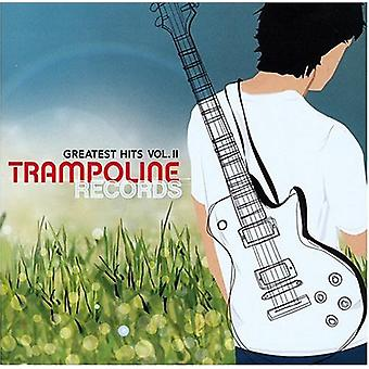 Trampolin poster største Hits vol. 2 - trampolin poster største Hits vol. 2 [CD] USA importerer