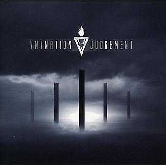 Vnv Nation - Judgement [CD] USA import