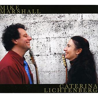 Mike Marshall & Caterina Lichtenberg - Mike Marshall & Caterina Lichtenberg [CD] USA import