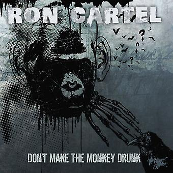Ron Cartel - Bliv beruset abe [CD] USA importen