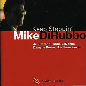 Mike Dirubbo - hold Steppin' [CD] USA import