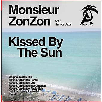 Monsieur Zonzon - Kissed by the Sun [CD] USA import