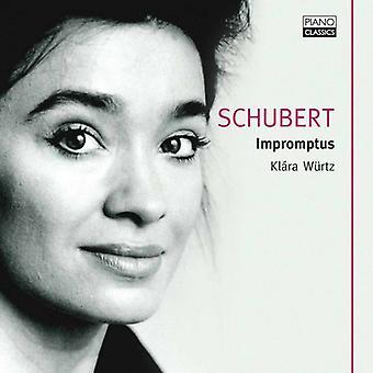 F. Schubert - Schubert: Impromptuer [CD] USA import