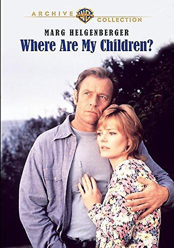 Where Are My Children [DVD] USA import