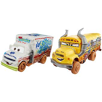 Mattel Coches Crazy Deluxe Cars 3