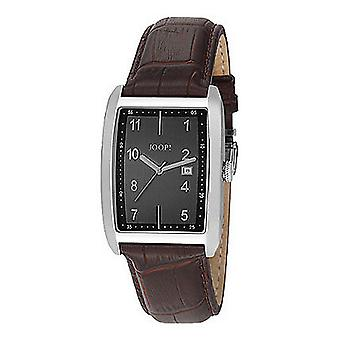 Joop mens watch wristwatch JP100741F03 transcendence analog quartz leather