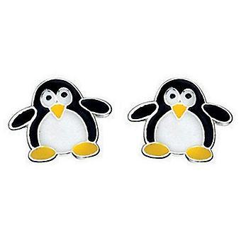 925 Silver Earring Penguin