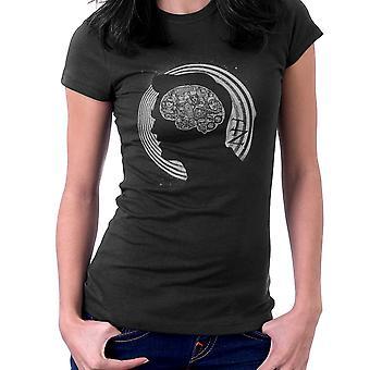 Dimension Of Mind Twilight Zone Women's T-Shirt