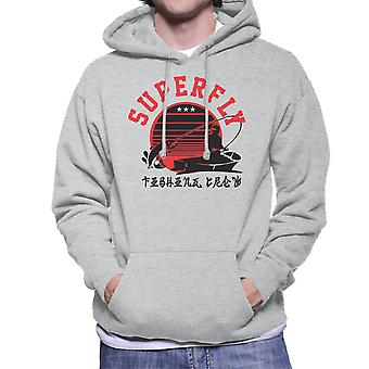 Superfly Fishing Crew Men's Hooded Sweatshirt