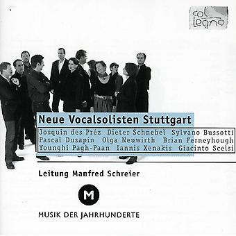 I. Xenakis - Neue Vocalisten Stuttgart: Skil T [CD] USA import