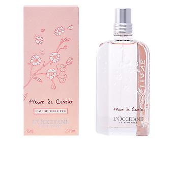 L´Occitane Fleurs De Cerisier Edt Spray 75 Ml für Damen