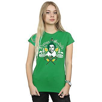 Elf Women's Cotton Headed Ninny Muggins T-Shirt