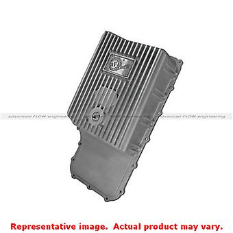 aFe Transmission Pan 46-70180 Raw Fits:FORD 2011 - 2014 F-250 SUPER DUTY V8 6.7