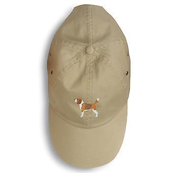 Carolines tesori BB3410BU-156 Beagle ricamato berretto da Baseball