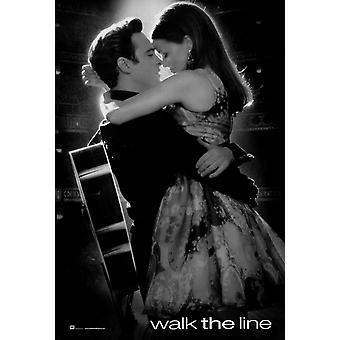 Walk the Line Movie Poster (27 x 40)