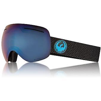 Dragon X1 Split - Lumalens + Bonus Lens - Blue