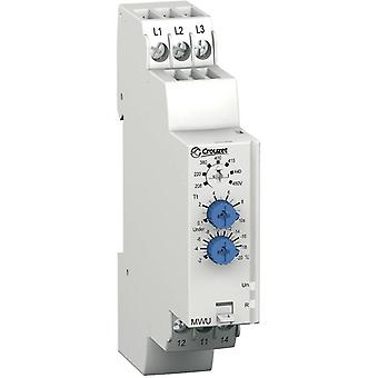 Crouzet 84873023 MWU Phase Monitoring Relay