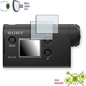 Sony HDR-AS50 Displaybescherming - Disagu ClearScreen-protector