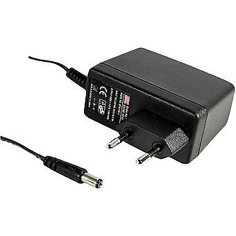 Mains PSU (fixed voltage) Mean Well GS15E-4P1J 15 Vdc 10