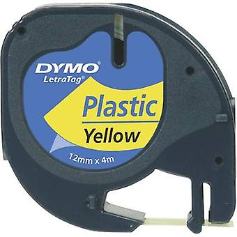 Labelling tape DYMO 91222 Tape colour: Hyper yel