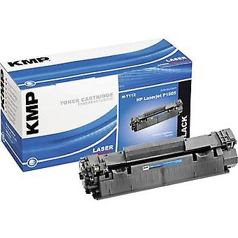 KMP Toner cartridge replaced HP 36A, CB436A Compatible Black