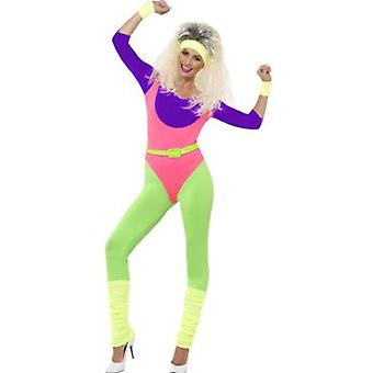 Women costumes  80's work out costume