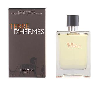 Hermes Terre D'hermes Eau De Toilette Vapo 100ml Mens New Perfume Sealed Boxed