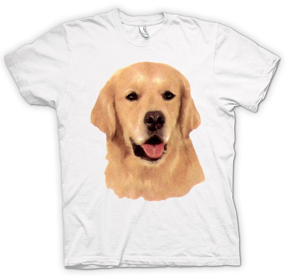 Womens T-shirt - Golden Retreiver - Pet Dog