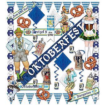Oktoberfest Deko packen - groß