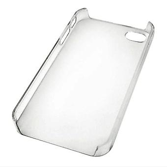 Transparent cover for iphone 4/4s-0.4 mm