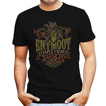 Lord Of Rings Entmoot ahorn Mead mænd T-Shirt