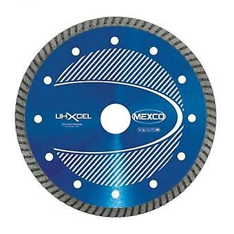 Mexique 230Mm lame de diamant de matériaux durs Ultra Grade Xcel