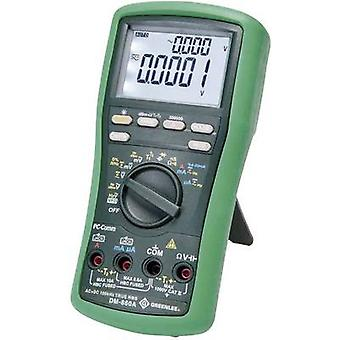 Greenlee DM-860A Handheld multimeter Digital CAT IV 1000 V Display (counts): 500000