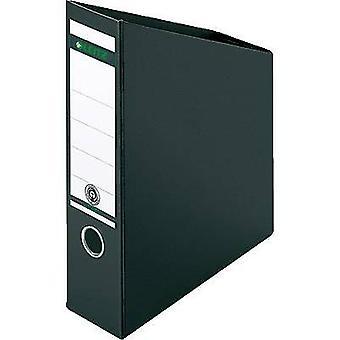 Leitz Magazine file 24230095 2423 A4, C4 Black Rigid cardboard 1 pc(s)