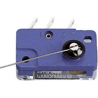 Marquardt Microswitch 1040.0114 250 V AC 4 A 1 x On/(On) momentary 1 pc(s)