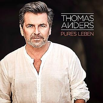 Thomas Anders - Pures Leben [CD] USA import