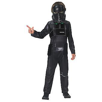 Death Trooper Deluxe Star Wars costume for kids
