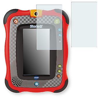VTech Storio 2 cars 2 Edition display protector - Golebo crystal clear protection film