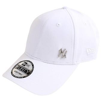 Ny æra 9FORTY fejlfri New York Yankees Cap - hvid