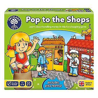 Orchard Toys Pop zu den Geschäften