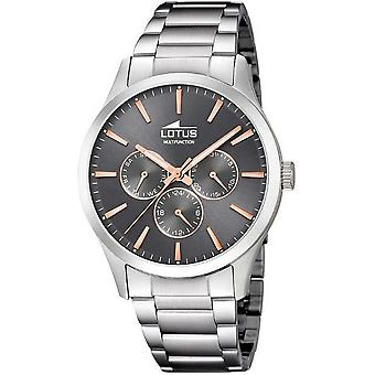 LOTUS - men's wristwatch - 18575/2 - minimalist - multi function