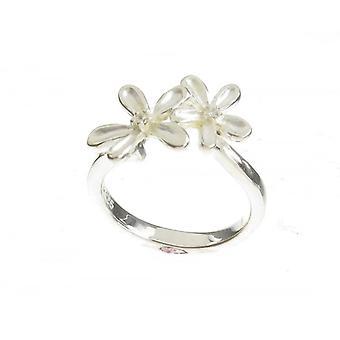 Cavendish Französisch Sterling Silber Ragged Gänseblümchen Ring