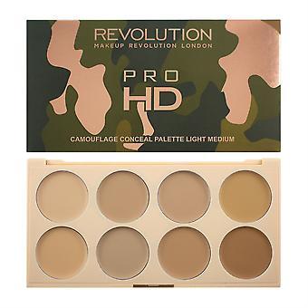 Makeup Revolution Ultra HD Camouflage Light Medium