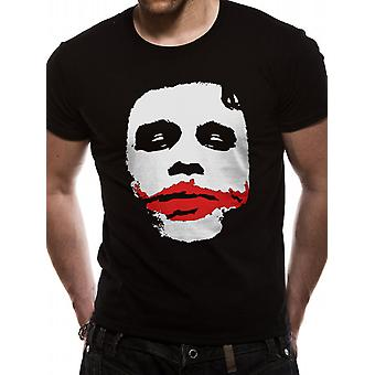 The Dark Knight - Joker Big Face  T-Shirt