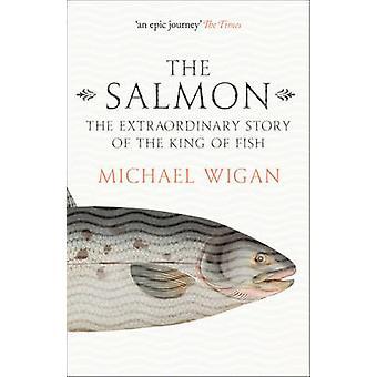Łosoś - niezwykła historia króla ryb przez Michael Wi