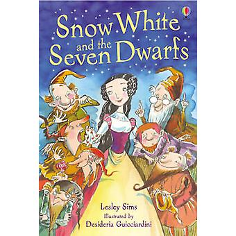 Snow White and the Seven Dwarfs (Gift ed) by Lesley Sims - Desideria