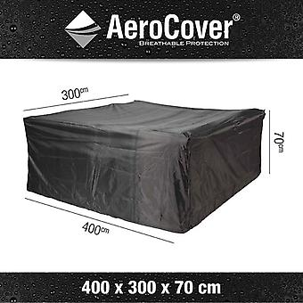 AeroCover loungesethoes 400x300xh70 - antraciet