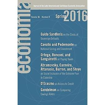 Economia - Spring 2016 by Raquel Bernal - Marcela Eslava - 97808157286