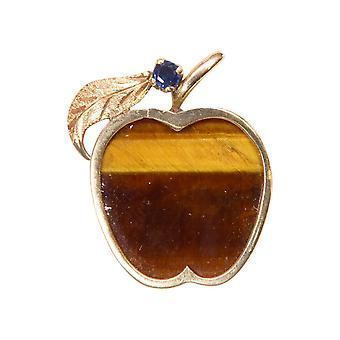 Golden Apple pendant