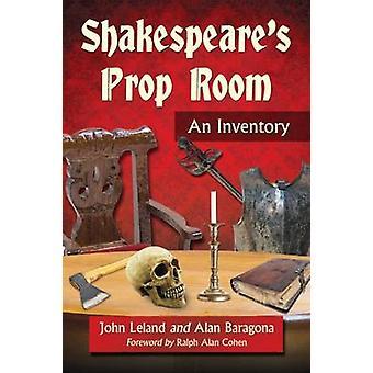 Shakespeares Prop Zimmer - eine Bestandsaufnahme von John Leland - Alan Baragona